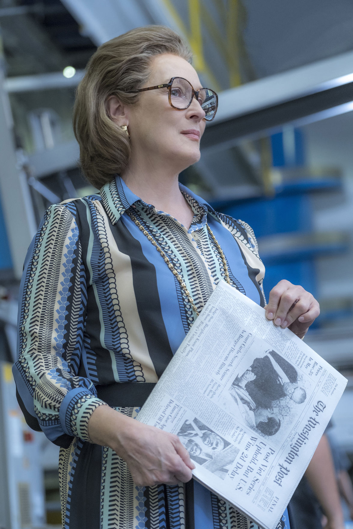 Film Review The Post still 1 for Red