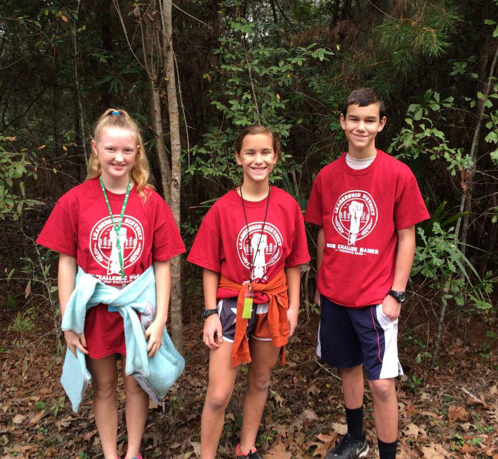 4-H campers learn skills while having fun _lowres