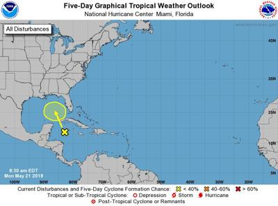 National Hurricane Center May 21, 2018