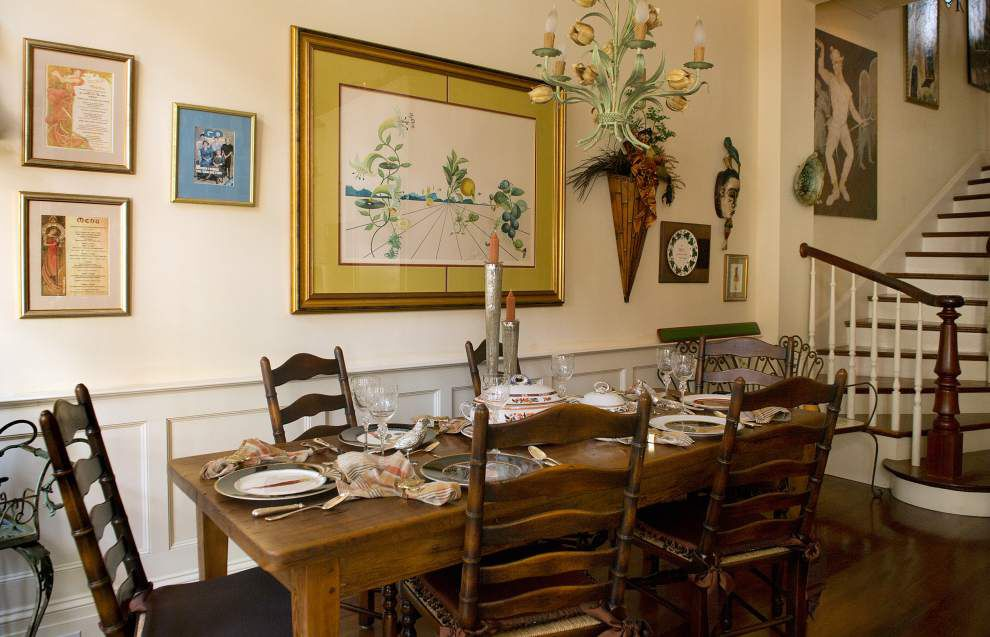 New Orleans chef Gunter Preuss, wife Evelyn open home kitchen for tour _lowres