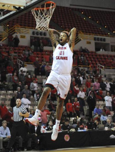 Taking stock of the UL-Lafayette basketball team _lowres