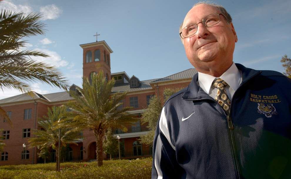 Holy Cross School Headmaster Charles DiGange to depart in 2017 _lowres