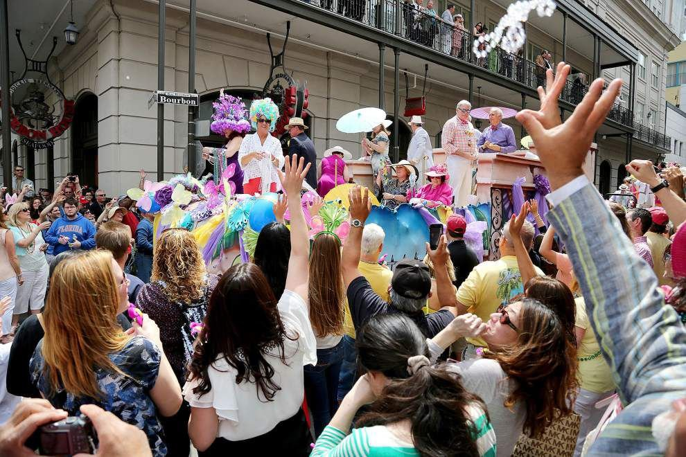 Photos: Historic French Quarter Easter Parade, Chris Owens' Easter Parade and the Gay Easter Parade all rolled through the French Quarter on Sunday _lowres