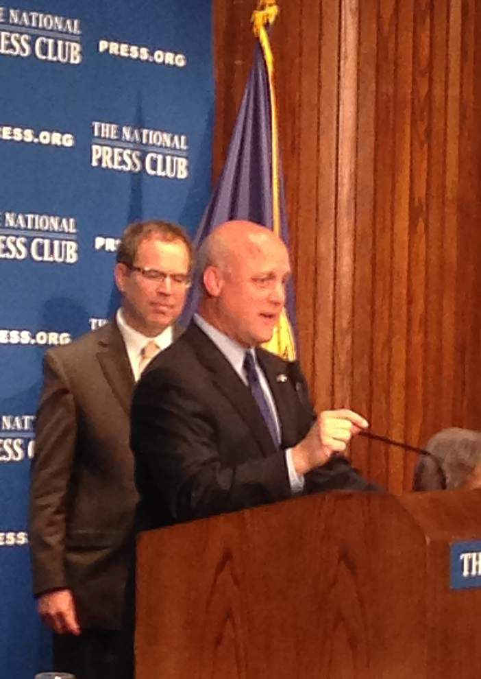 Mitch Landrieu: New Orleans now premier example of innovation _lowres