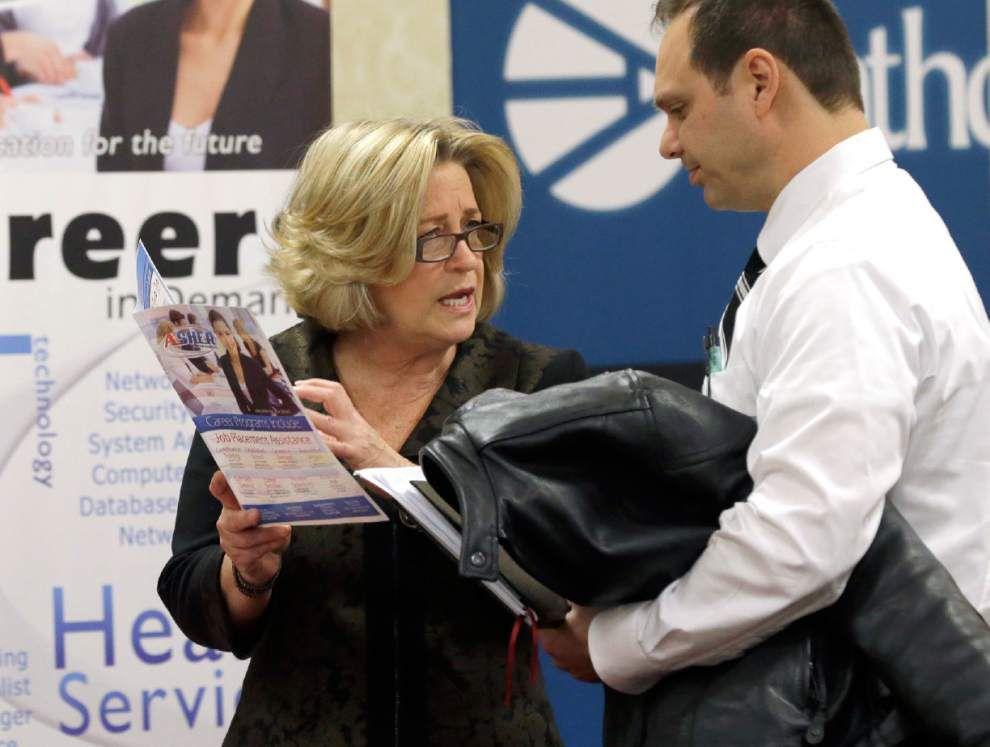 U.S. employers posted more open jobs in January _lowres