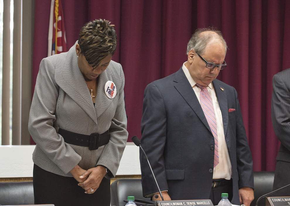 EBR Metro Council rejects 'fairness ordinance' in 8-4 vote _lowres