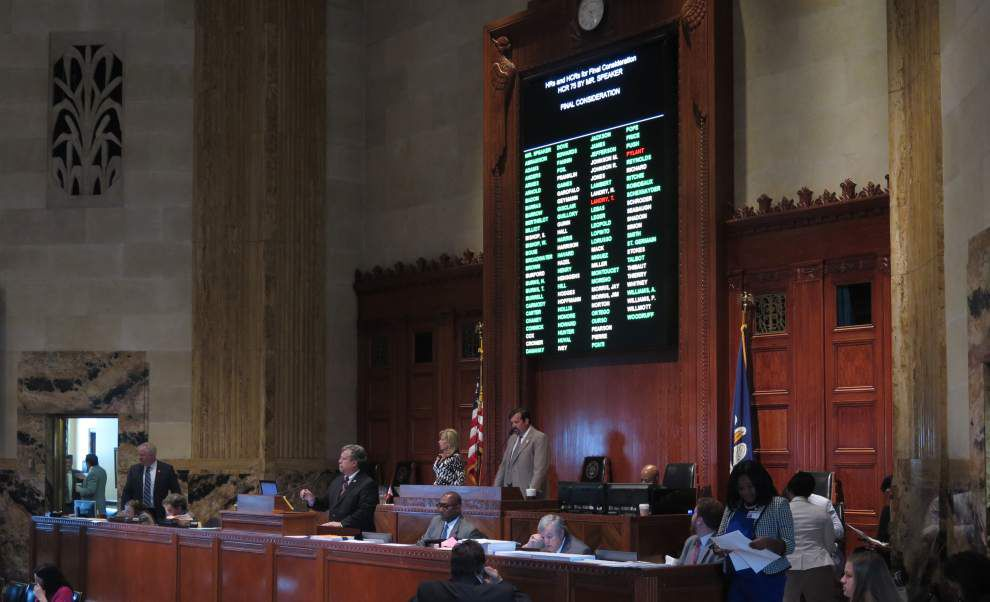 House passes resolution that could allow Medicaid expansion next year _lowres