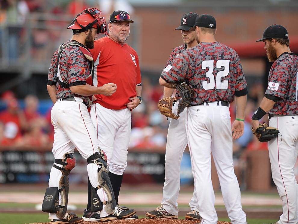 UL-Lafayette releases 2015 baseball schedule _lowres