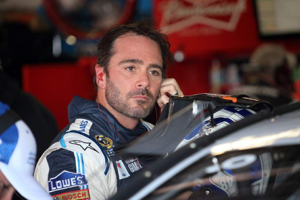 Jimmie Johnson hoping to end slump before Chase _lowres