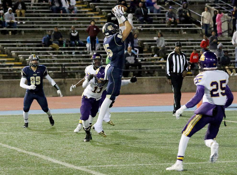 Photos: New Orleans area prep football teams battled for victory Friday night _lowres