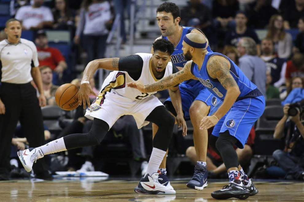 Pelicans' Anthony Davis will play Sunday against Knicks after missing last 2 games with injury _lowres