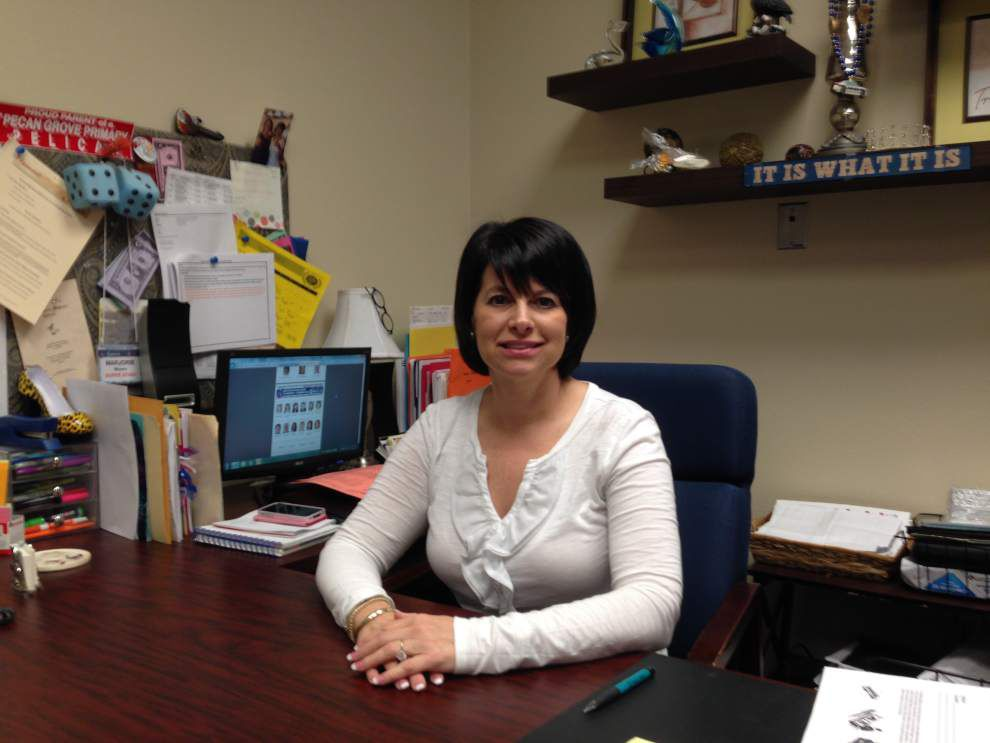 Pecan Grove's Meyers named Principal of the Year _lowres