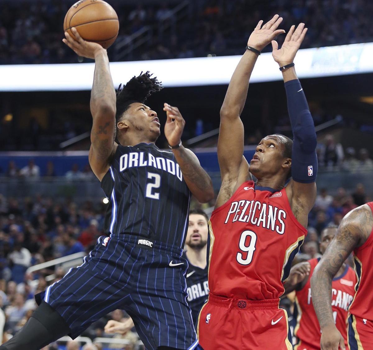 Pelicans Magic Basketball