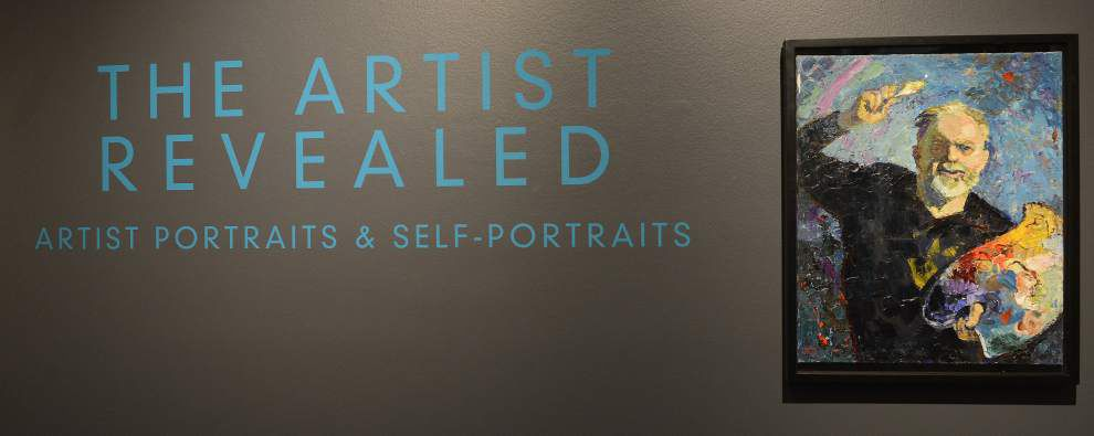 Artists' portraiture transcends place, time in new 'selfies' exhibit _lowres
