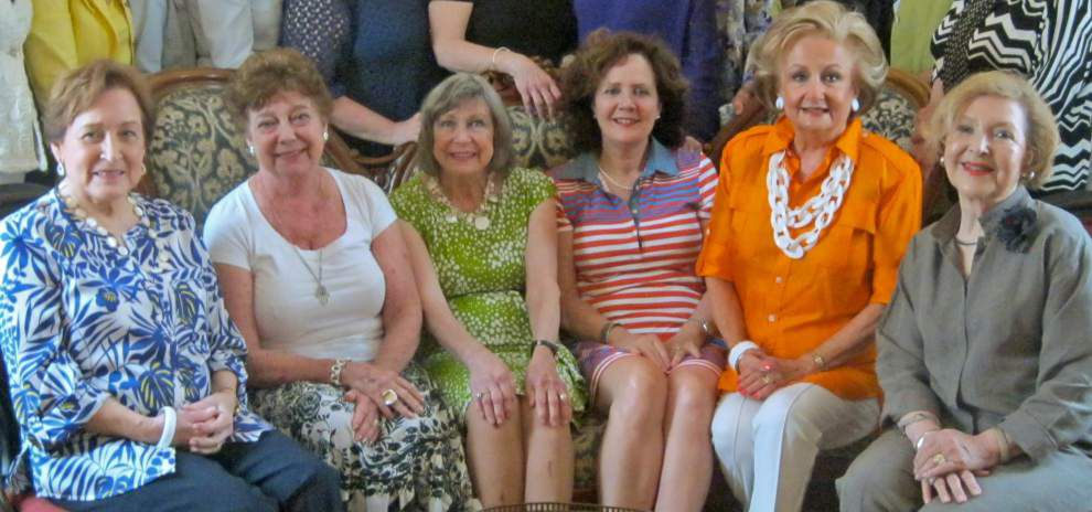 New Orleans Opera Association Women's Guild launches projects for 2014-15 _lowres