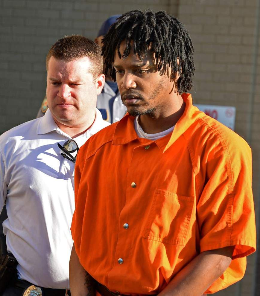 Suspect arrested in two-year-old shooting death of Baton Rouge man _lowres