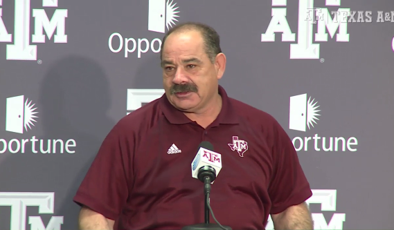 John Chavis on return to LSU: 'I'm excited about walking in there as an Aggie'