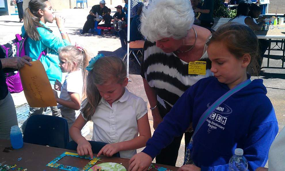 School holds first Grandparents' Day _lowres