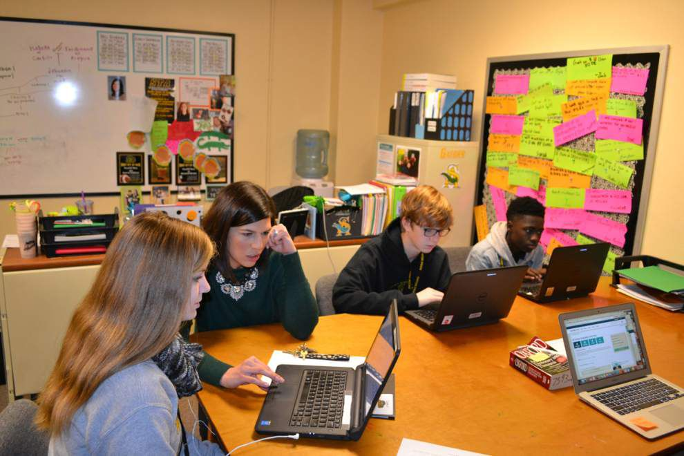 Ascension Fund awards grant to gifted teachers _lowres