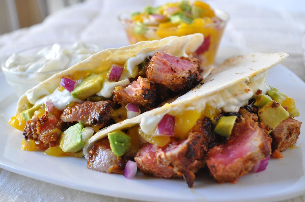 Ahi_Tuna_tacos_with_Wasabi_Cream_and_Mango_Salsa_best