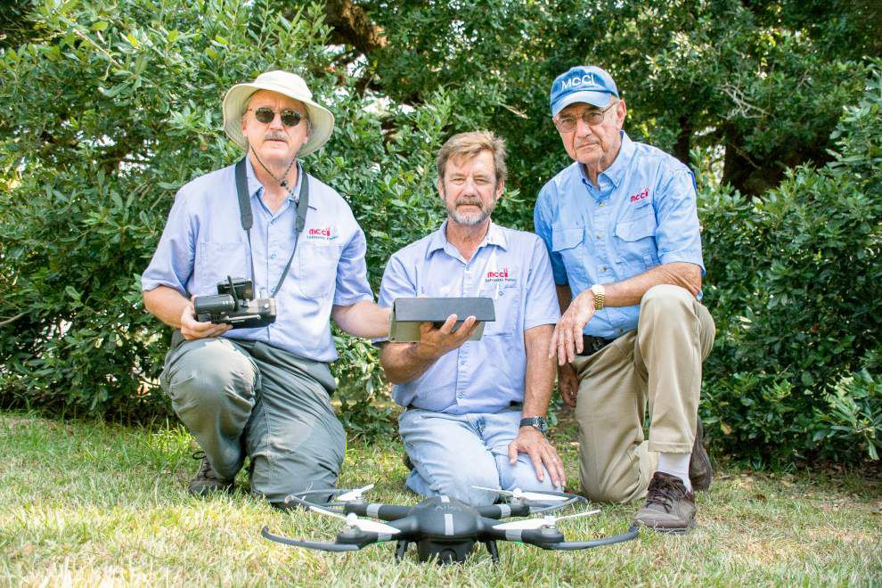 Lafayette, Baton Rouge to consider using latest weapon in war against mosquitoes -- drones _lowres