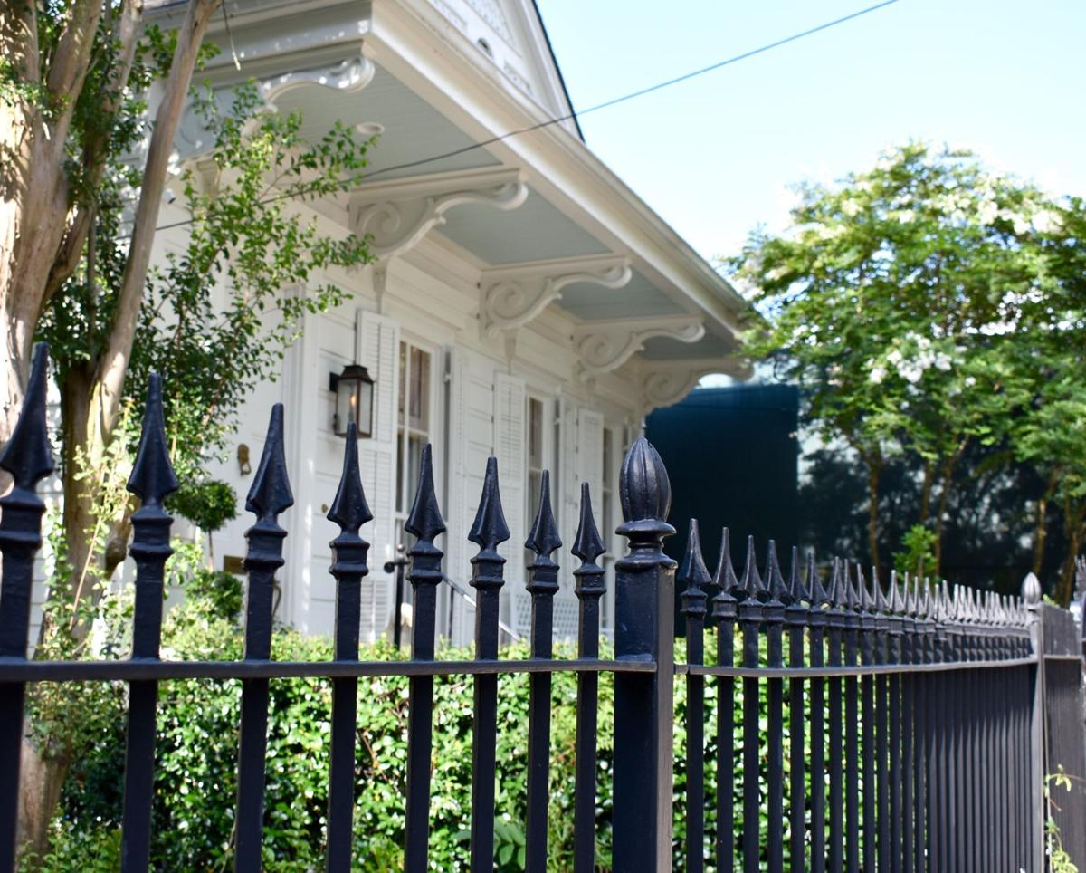 Old Uptown Home Exterior
