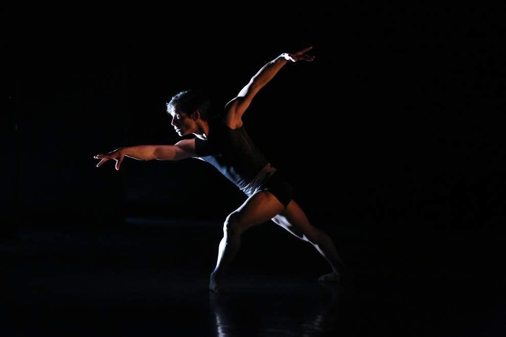 Philadelphia troupe BalletX a showcase of grace, athleticism, emotion at Baton Rouge Ballet _lowres