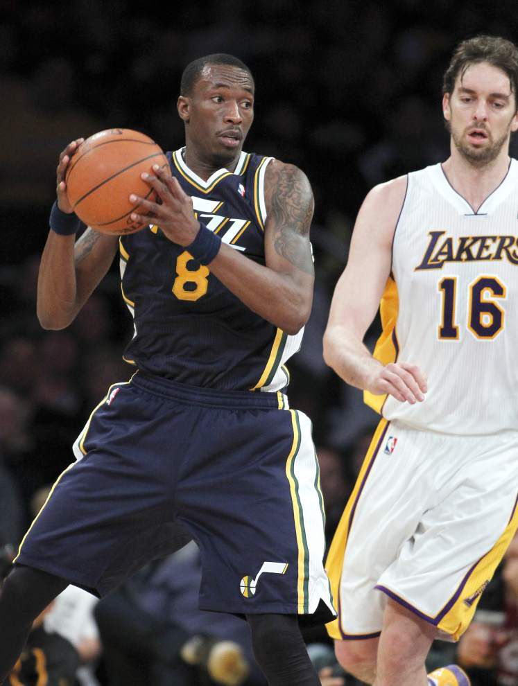 Josh Howard wants another shot at NBA _lowres