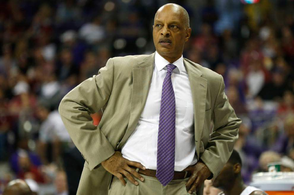 Former LSU basketball coach Trent Johnson fired at TCU _lowres