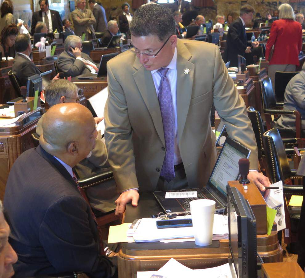 Legislator claims threat over budget proposal, slows push _lowres