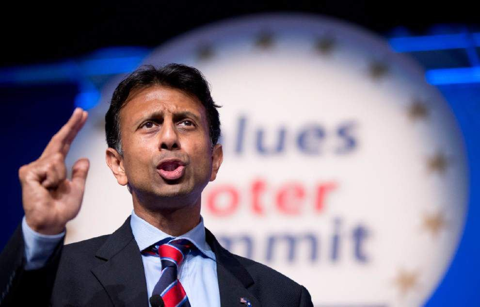 Joined by nationwide religious leaders, Louisiana Gov. Bobby Jindal pumps up prayer rally coming to Baton Rouge _lowres