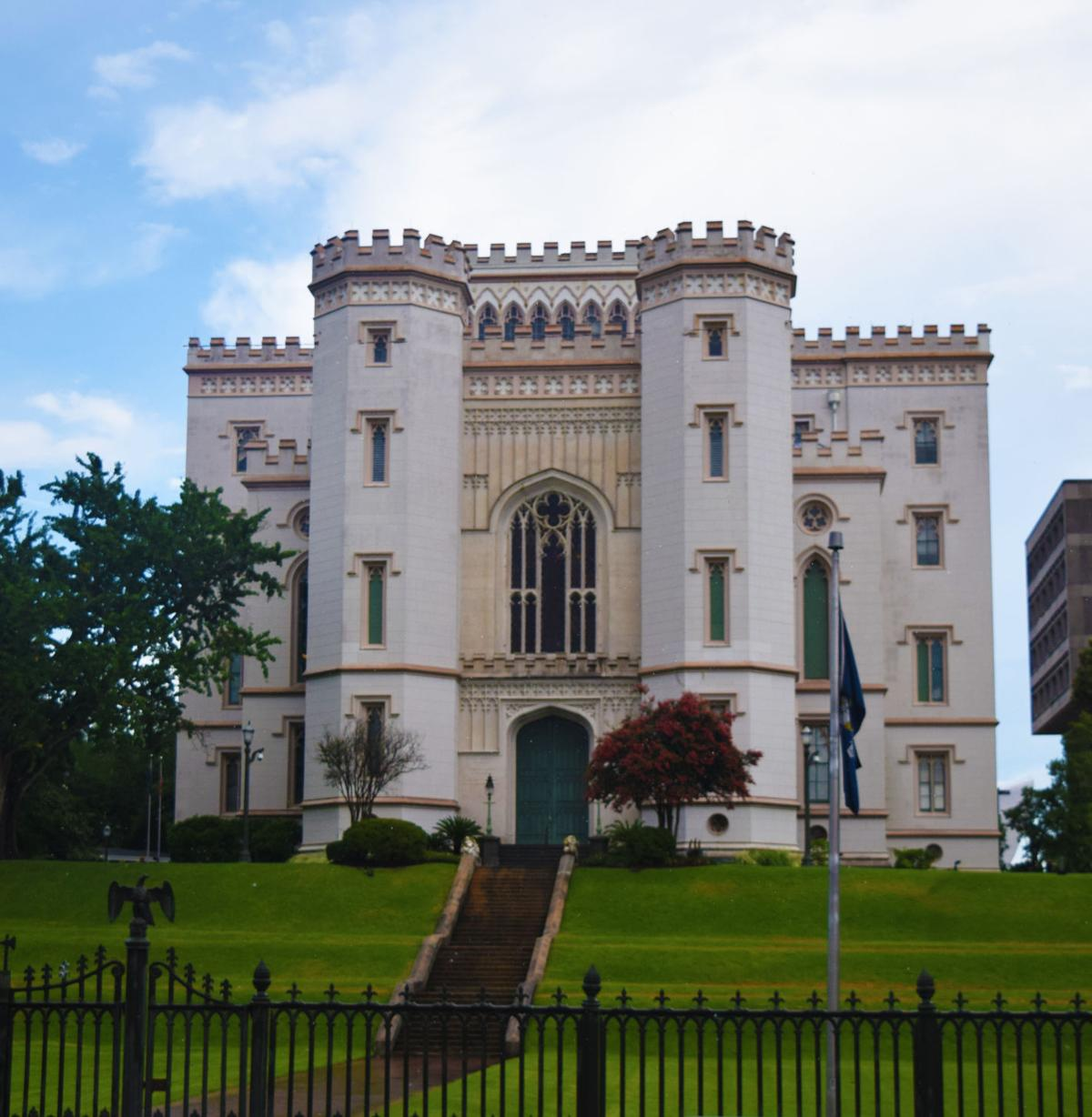 Old State Capitol  (copy)