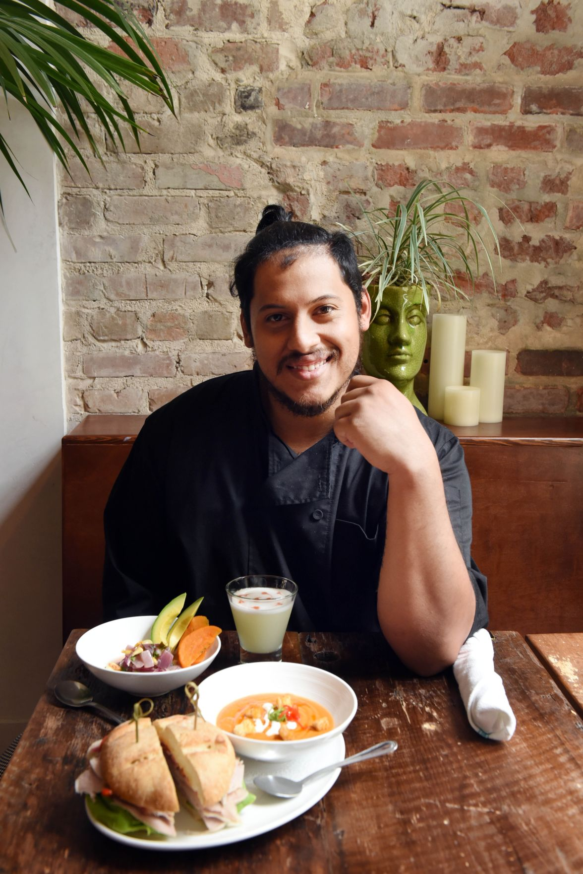Review: a taste of Peru at the Catahoula Hotel_lowres