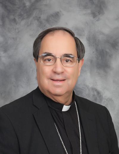 Bishop Michael Duca 032820