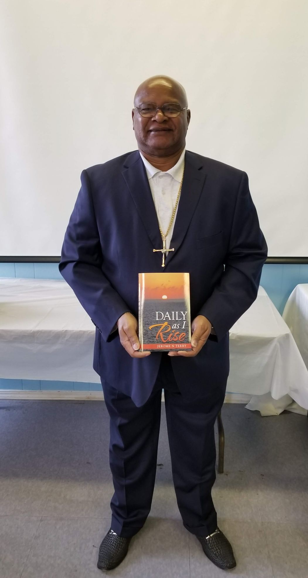 Pastor Jerome N. Terry
