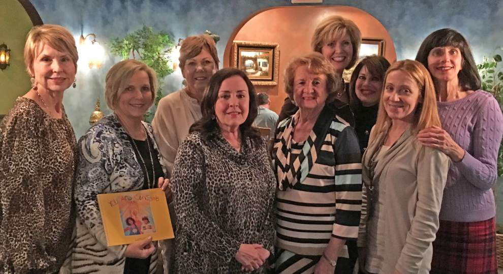Pam's Party Line: Join us for dinner at Stroubes _lowres