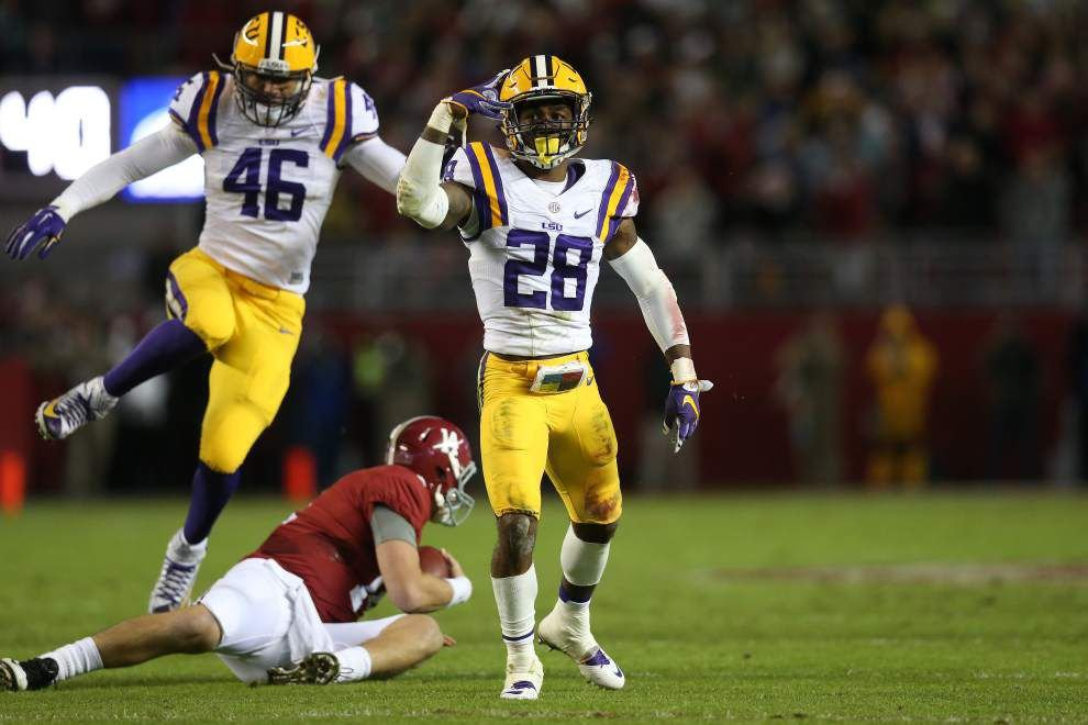 Get to The Next Level for the Texas Bowl: What are LSU's options to stop Texas Tech's Jakeem Grant? _lowres
