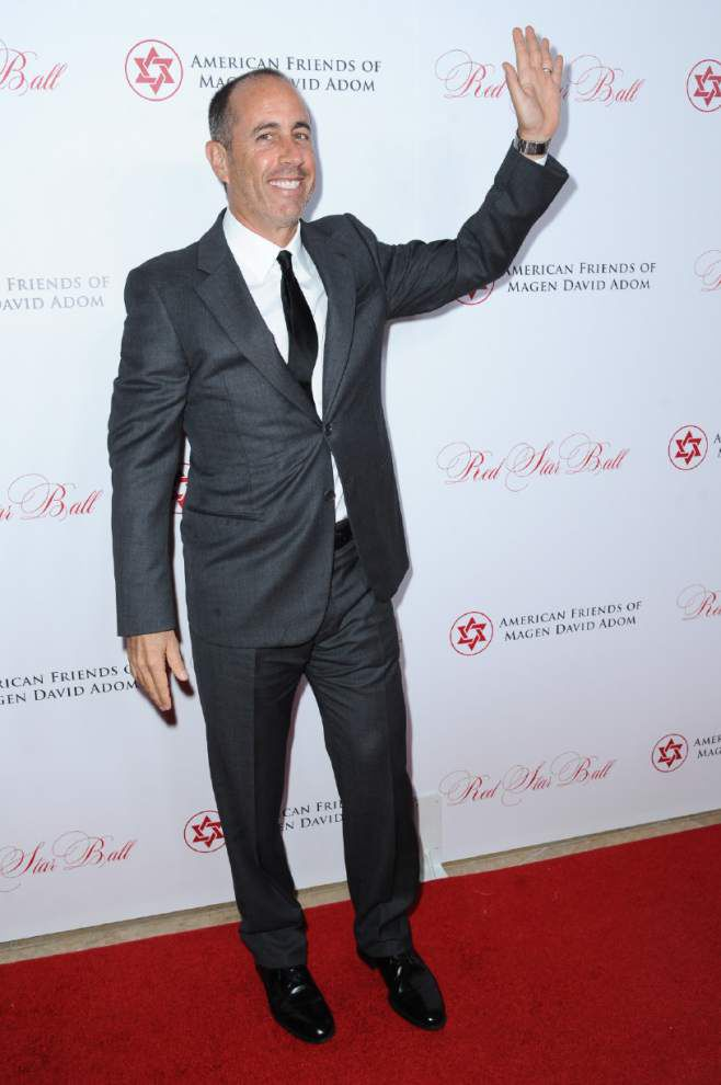 Here's the deal: Jerry Seinfeld comes to BR on Nov. 19 _lowres