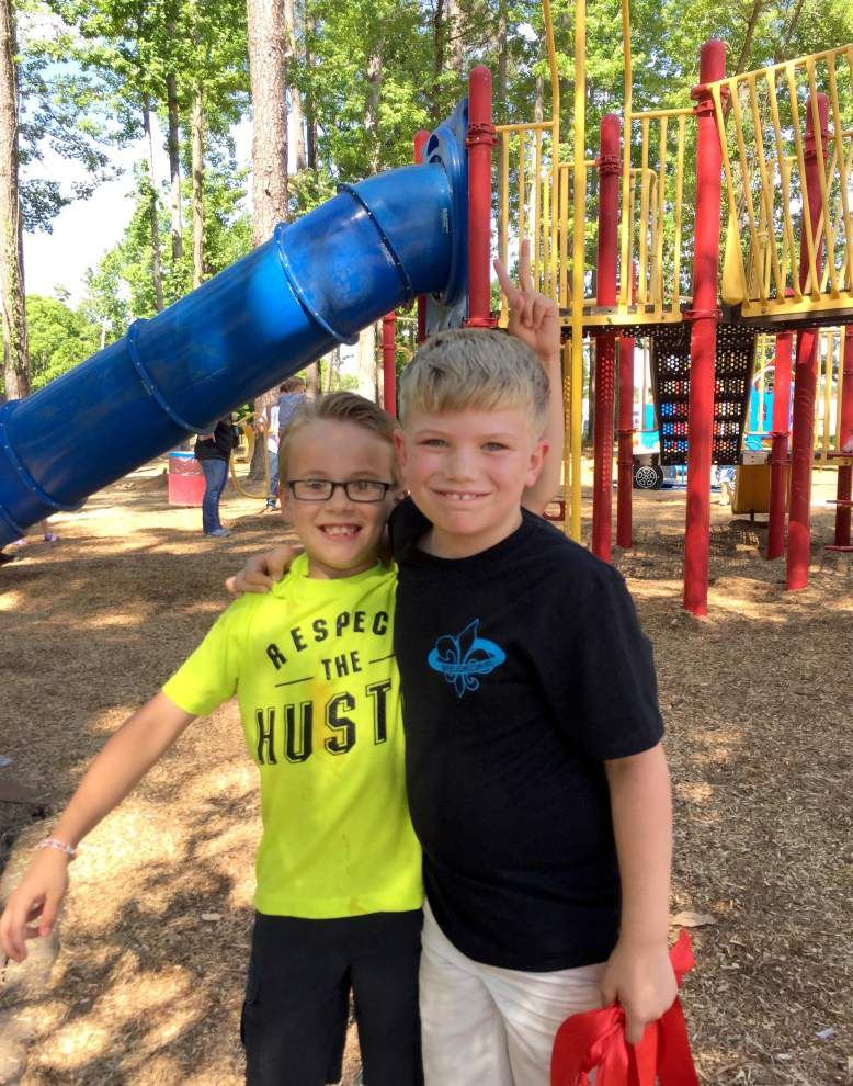 St. Francisville park reopens _lowres