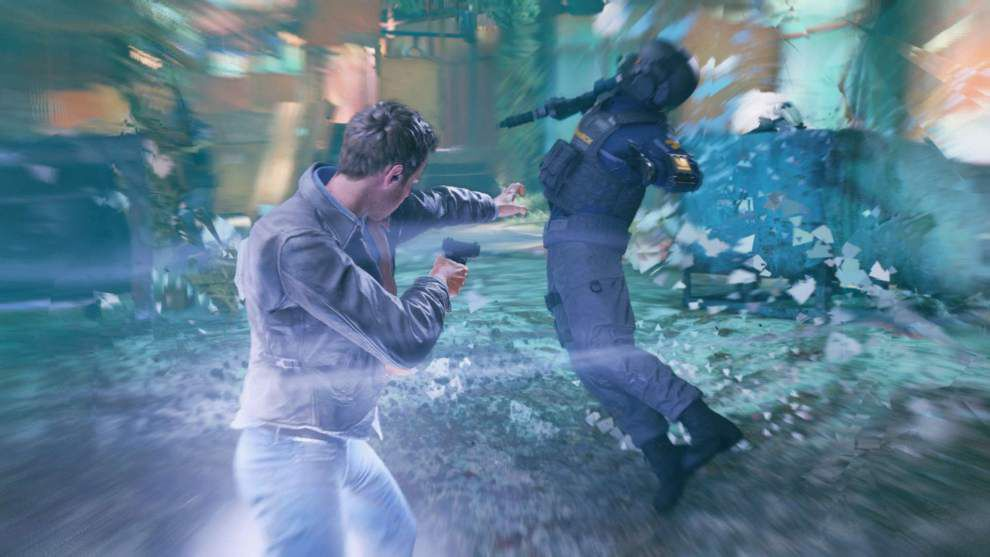 Review: 'Quantum Break' isn't clever enough _lowres
