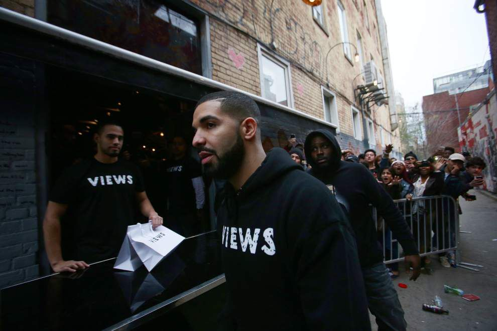 Tickets for Drake, Alabama Shakes concerts in New Orleans go on sale Friday, April 29, 2016 _lowres