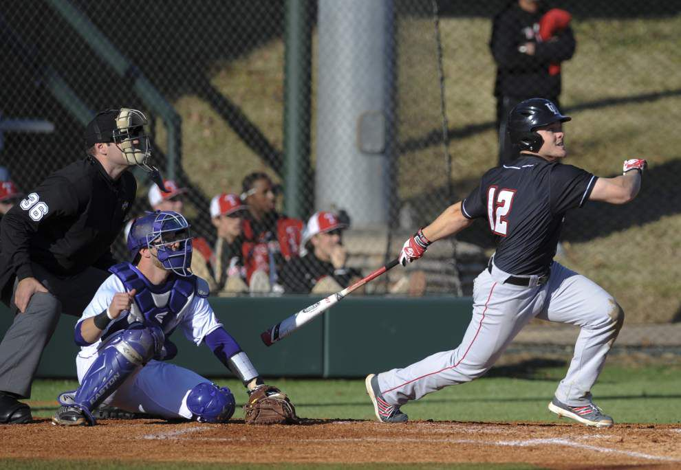 Ragin' Cajuns to play Saturday doubleheader against Stony Brook due to impending bad weather _lowres
