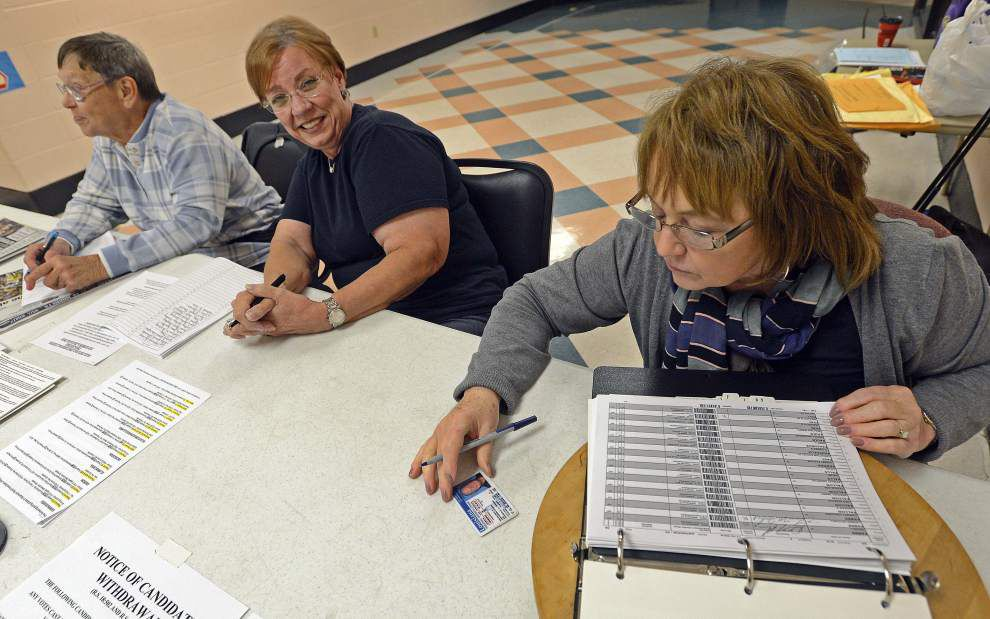 Ask The Advocate: Is voter fraud really a problem in Louisiana? _lowres