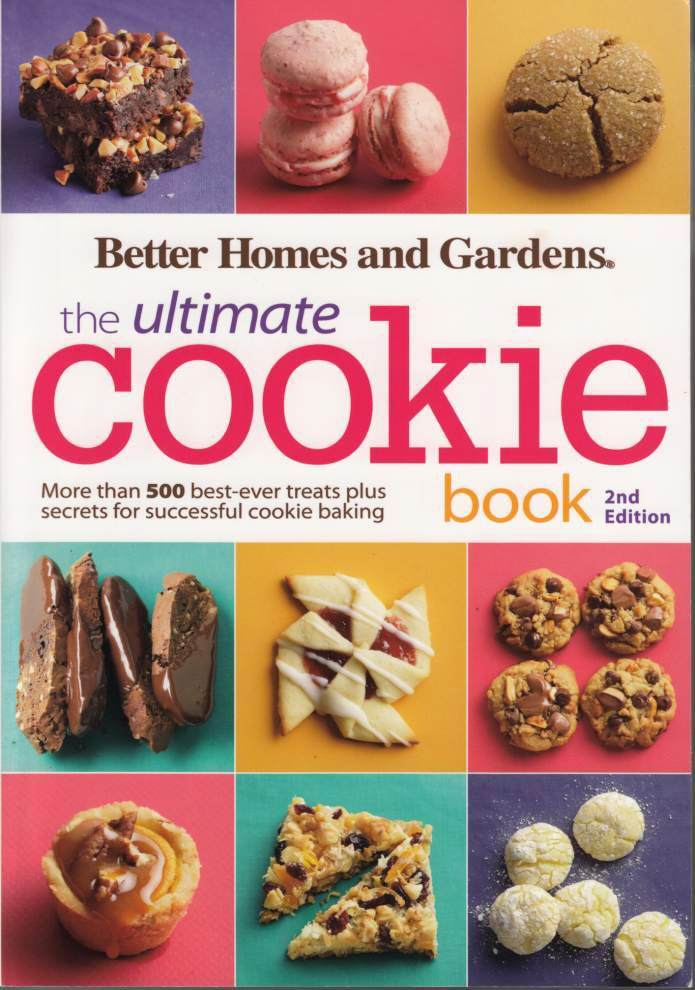 Side Dish: Cookbook on cookies to the rescue _lowres
