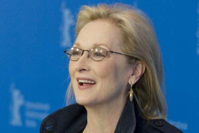 Actress Meryl Streep receives IU honorary degree _lowres