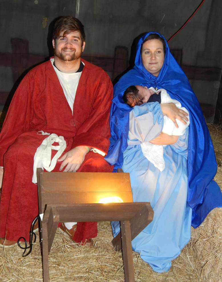 Nativity portrayed in Jackson _lowres