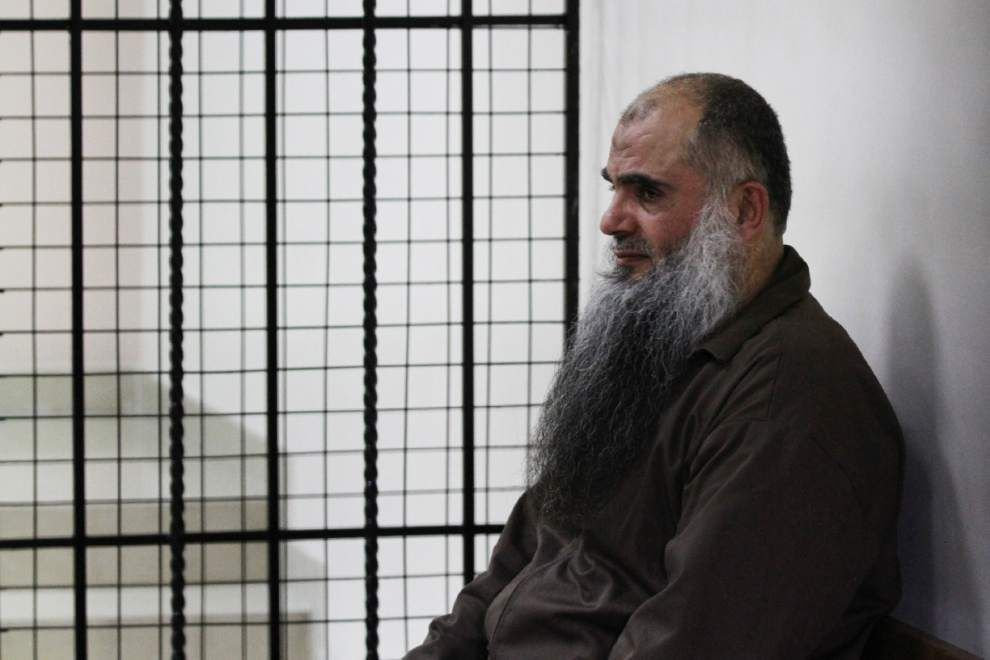 Jordan acquits preacher of 1 set of terror charges _lowres
