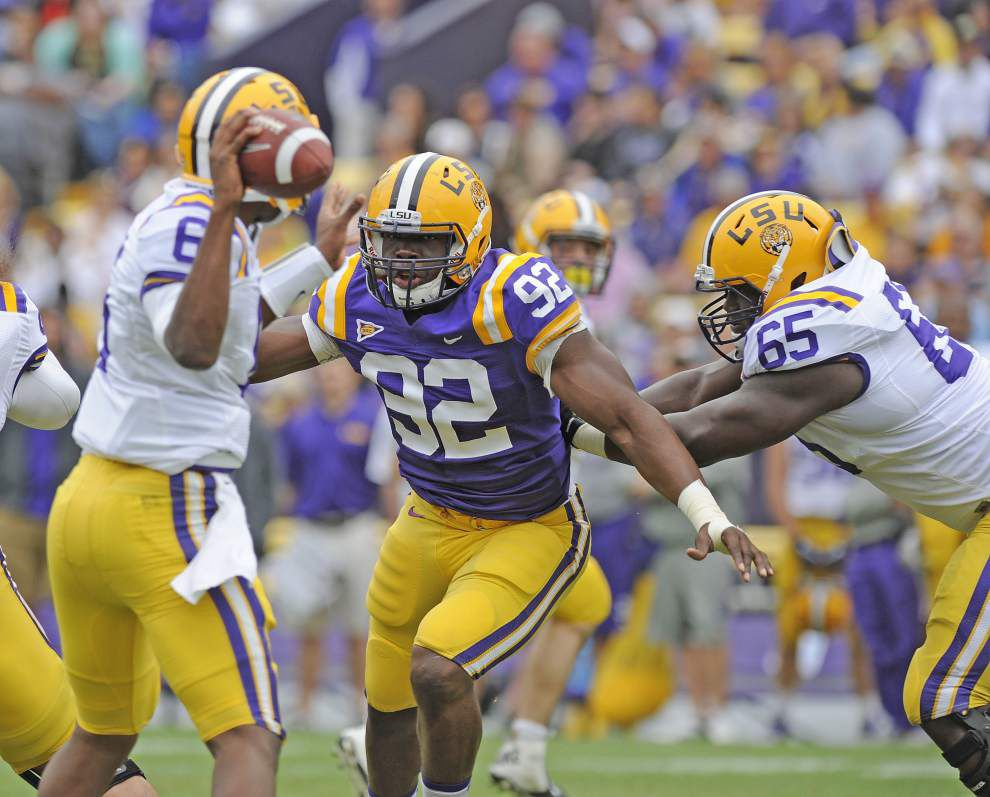 LSU sets dates for spring football; Odell Beckham Jr. is ready to show off his acting skills _lowres