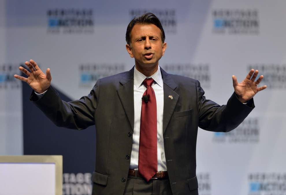 Cost of Louisiana Gov. Bobby Jindal's security detail has doubled in nearly eight years _lowres