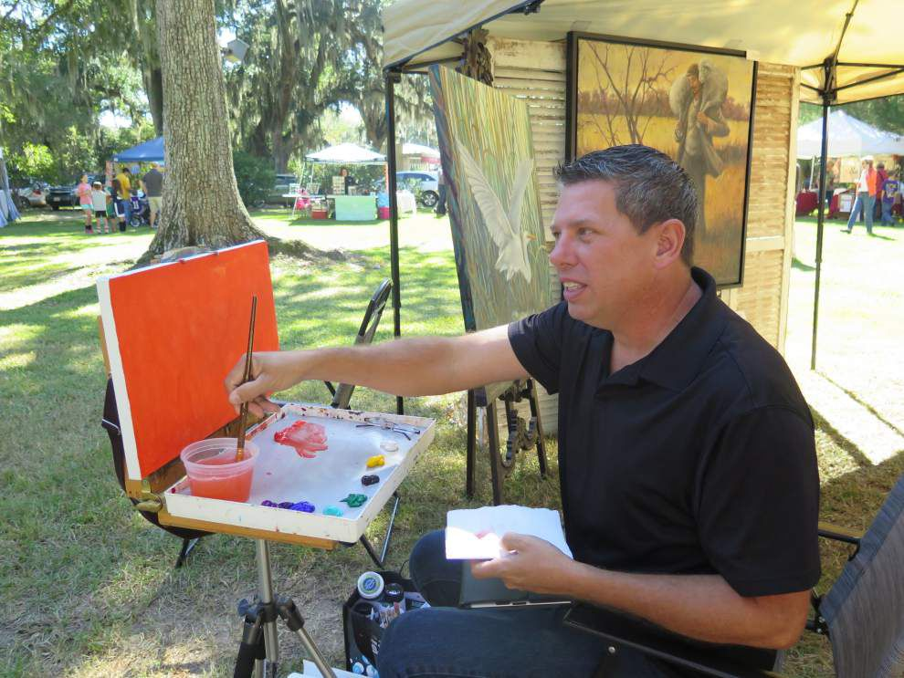 Creativity front and center at Yellow Leaf Arts Festival _lowres